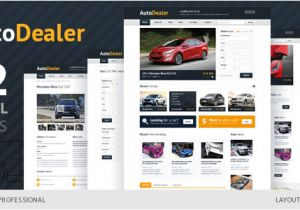 Automotive Email Templates Auto Dealer Car Dealer HTML Template by Winterjuice
