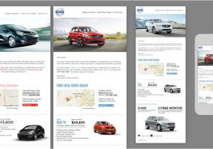 Automotive Email Templates Automotive Crm Email Marketing Rp Copywriting