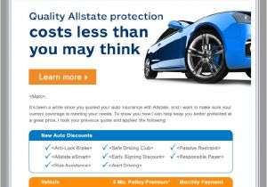 Automotive Email Templates Quoteburst Products