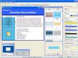 Autoplay Menu Builder Templates Printable Autoplay Menu Builder Templates Free Template