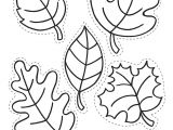 Autumn Leaf Template Free Printables 5 Best Images Of Free Printable Fall Leaves to Color