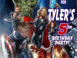 Avengers Happy Birthday Card Template Stan Ireland Irelandstan5 On Pinterest