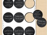 Avery 2 Round Label Template Chalkboard Round Labels 2 5 Quot Text Editable Printable