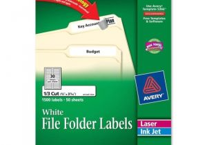 Avery 30 Label Template 5366 Valleyseek Com Avery Dennison 5366 Avery Filing Label