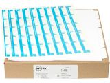 Avery 5 Tab Index Template 11446 Avery Index Maker White Dividers with Easy Apply Clear