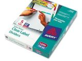 Avery 5 Tab Template 11423 Avery 5 Tab Multicolor 11 Quot X 8 5 Quot White Dividers 25pk