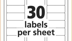 Avery 8160 Address Label Template Address Label Template Avery 8160 Templates Resume