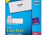 Avery Address Label Template 5162 Printer