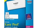 Avery Address Labels Template 5162 Avery 5162 Easy Peel Address Label 1 33 Quot Width X 4 Quot Length