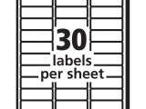 Avery All Purpose Labels 6737 Template Avery Easy Peel Address Labels for Sale In Jamaica