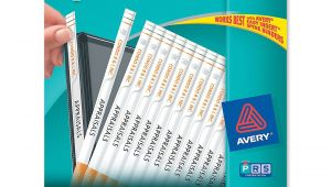 Avery Binder Templates 1 1/2 Avery 89101 Binder Spine Inserts 1 2 Quot Sheet White 80