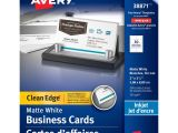 Avery Business Cards Template 38871 West Coast Office Supplies Office Supplies Paper