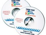 Avery Cd Label Template 8691 Avery 8691 Clear Cd Dvd Inkjet Matte Labels Permanent