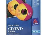 Avery Cd Label Template 8691 Printer