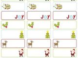 Avery Christmas Templates Christmas Address Labels Free Template Download Design