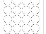 Avery Circle Labels Template Best Photos Of Polaroid Round Adhesive Labels Template 2