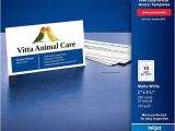 Avery Com Templates 8371 Business Cards Avery Business Cards for Inkjet Printers 8371 Avery