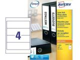 Avery Filing Labels Template Filing Labels L7171 100 Avery