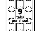 Avery Hanging File Folder Labels Template Avery 5567 Printable Hanging File Tabs