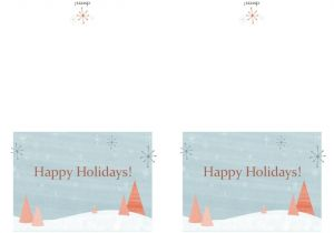 Avery Holiday Card Templates Comparable to Avery Greeting Card Avery Greeting Cards