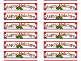 Avery Holiday Labels Templates 7 Best Images Of Printable Christmas Labels Avery Free