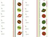 Avery Holiday Labels Templates Holiday Labels Holiday Label Templates Free Printable