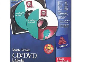 Avery Jewel Case Insert Template Avery Consumer Products Inkjet Cd Dvd Jewel Case Inserts