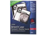 Avery Jewel Case Template Avery Laser Cd Dvd Jewel Case Inserts Ave5693 Shoplet Com