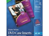 Avery Jewel Case Template Bettymills Avery Dvd Jewel Case Inserts Avery Ave8891