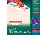 Avery Label 5266 Template Printer