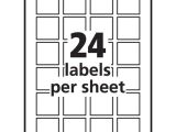 Avery Label Template 22805 Avery 22805 Labels