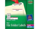 Avery Label Template 5066 Avery 5066 Permanent asstd Laser Inkjet Filing Labels