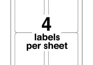 Avery Label Template 5168 Avery 5168 Easy Peel White Shipping Labels Permanent