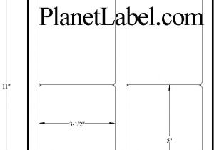Avery Label Template 5168 Avery 5168 Template See Helendearest