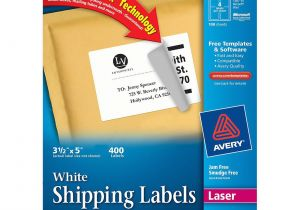 Avery Label Template 5168 Printer