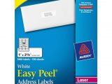 Avery Mailing Labels Template 30 Per Sheet Mailing Label Templates 30 Per Sheet and Avery 5160 Easy