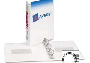 Avery Mini Binder Templates Avery Mini Durable View Ring Binder Ld Products