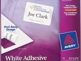 Avery Name Badge Template 5395 Avery White Adhesive Name Badges 5395 Avery Online