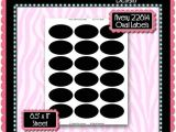 Avery Oval Template Avery 22814 Oval Labels Template Instant Download Psd and Png