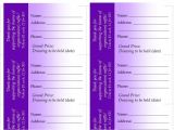 Avery Printable Tickets Template Avery Raffle Ticket Template Beepmunk