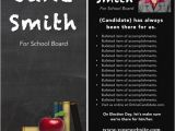 Avery Rack Card Template School Board Brochure Templates