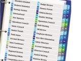 Avery Ready Index Double Column Dividers 32 Tabs Template Avery Ave11322 Ready Index 32 Tab Double Column Multi