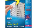 Avery Return Address Labels Template 5195 Avery Template 5195 for Word