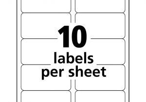 Avery Return Address Template Avery Return Address Labels 60 Per Sheet Template and