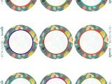 Avery Round Label Template 22808 Focus On Healthy Living Free Printable Labels