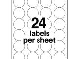 Avery Round Labels Template Avery 5293 Labels