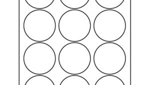 Avery Round Labels Template Template Avery 5294