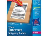 Avery Shipping Label Template 5126 Shipping Label Avery Dennison 5126 Ave5126 Labels