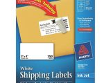 Avery Shipping Labels 8163 Template Printer