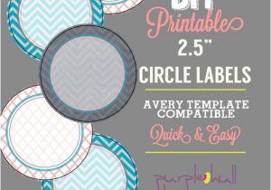 Avery Sticker Templates Circle Circle Label Sticker Avery Template 2 5 Inch Round Chevron